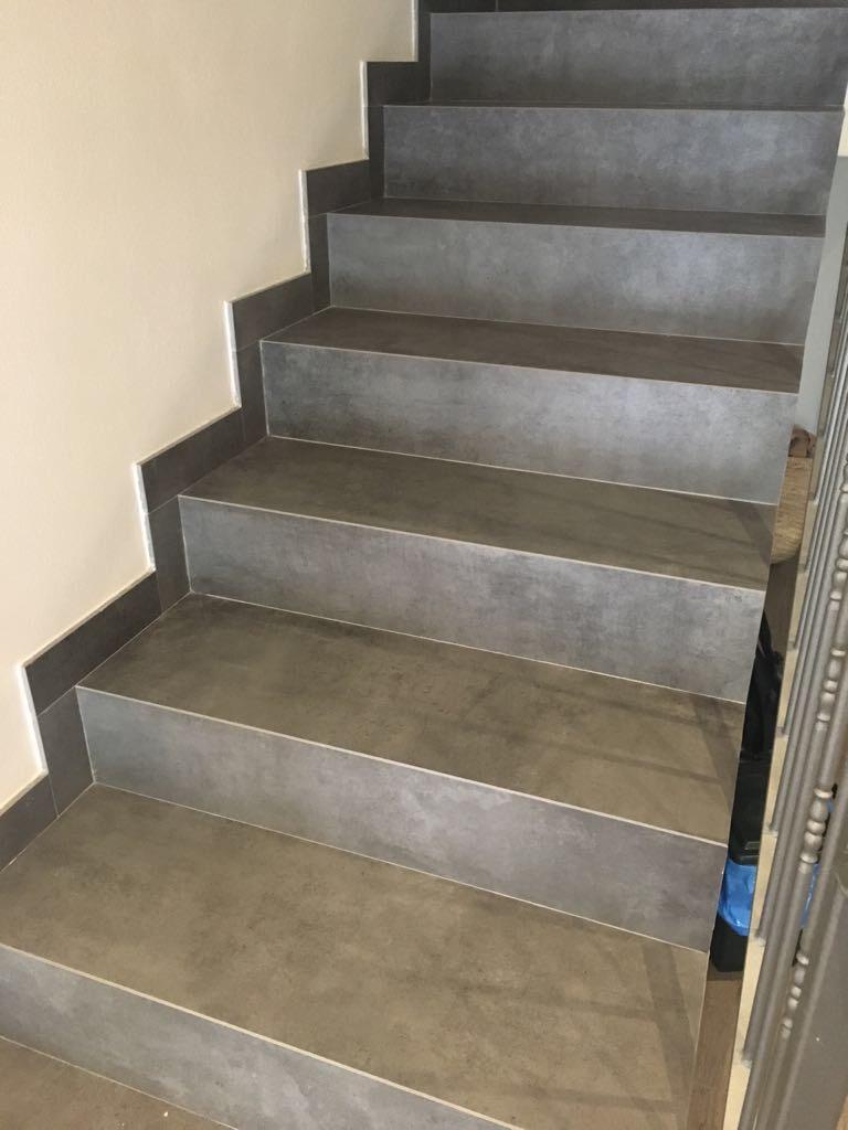 Rivestimenti Scale Interne Gres Porcellanato rivestimento scale piastrelle bergamo - lupia pavimenti